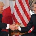 BELGIUM-US-FRANCE-NATO-DEFENCE-POLITICS-DIPLOMACY-MEETING