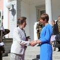 FOTO | President Kaljulaid kohtus Kadrioru lossis Briti printsessiga