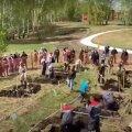 VIDEO | Novosibirskis toimusid Venemaa hauakaevamise meistrivõistlused