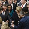 Hääletus miinimumpalga kehtestamise üle Saksamaal
