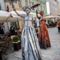 GALERII | Vaata, mille põnevaga on Tallinna vanalinna päevad külalisi üllatanud