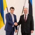 Пыллуаас — украинскому коллеге: Эстония продолжит оказывать Украине поддержку в вопросах реформ