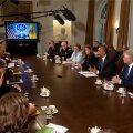 Obama: ma kallistasin ja suudlesin ebolahaiget ravinud meditsiinitöötajaid