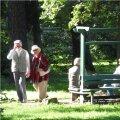 Vanavanemate päev Löwenruh pargis