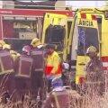 Hispaanias hukkus vahetustudengeid vedanud bussi ja sõiduauto kokkupõrkes 14 inimest
