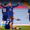 Londoni Chelsea alistas Meistrite liiga finaali soojendusmängus Manchester City.