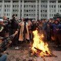 Kõrgõzstani keskvalimiskomisjon kuulutas rahutused esile kutsunud valimistulemused kehtetuks