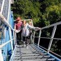 OHTLIK TREPP: Tulevikus võib Meriküla ja Muraste vaheline trepp paksu pahandust tekitada.