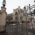 Venemaa välisministeeriumi residents, kus piirileping allkirjastatakse.