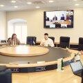 Eesti, Läti ja Leedu peaministri videokohtumine
