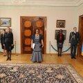 President Ilves võttis vastu Botswana Vabariigi suursaadiku volikirjad