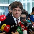 Бывший лидер Каталонии Карлес Пучдемон сдался властям Бельгии