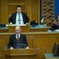 Jüri Ratasel on parlamendi ohjamine käpas – ta on aastaid olnud riigikogu aseesimees.