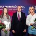 FOTOD | Tallinna Tehnikaülikool valis aasta vilistlasteks olümpiakullaga pärjatud vehklejad