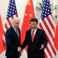 Biden võttis telefonivestluses Xi'ga jutuks Xinjiangi, Hongkongi, Taiwani ja majanduse
