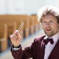 Collegium Musicale karismaatiline dirigent Endrik Üksvärav