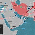 GRAAFIK | Olukord Iraani ümber pingestub - milline on jõudude paigutus?