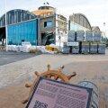 Lennusadama vesilennukite angaarid anti Meremuuseumile üle