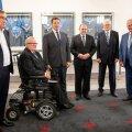 Eesti senised peaministrid kogunesid Stenbocki majas