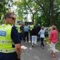 FOTOD: Weekend Festivali avapäeva hommikust alates on politseil juba käed-jalad tööd täis olnud