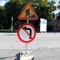 Tallinnas Räägu tänaval algab teeremont, liiklus on novembrini kinni