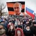 Küsitlus: Putini tegevuse presidendina kiidab heaks 86 protsenti venemaalastest