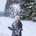 Keerukate meteoroloogide ilmanormide kõrval mõjub ka tavaline lumi talvel suhteliselt normaalsena.