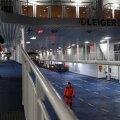Parvlaev Leiger alustas liiniliiklust Rohuküla-Heltermaa liinil