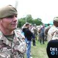 VIDEO | Võidupüha paraadil osalenud NATO sõdur: anname Eesti kaitsmisel endast parima