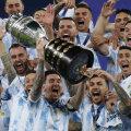 Завершился Кубок Америки. Месси выиграл первый трофей со сборной Аргентины