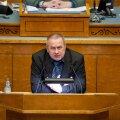 Aivar Riisalu Riigikogu kõnepuldis