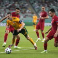 Gareth Bale mängus Türgiga
