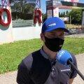 DELFI VIDEO PORTUGALIST | Egon Kaur: see pole ralli, kus paned stardis gaasi põhja ja finišis võtad maha. Iga samm tuleb läbi mõtelda