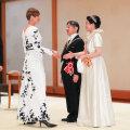 ФОТО   Смотрите, в чем была Керсти Кальюлайд на церемонии интронизации японского императора!