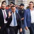 Itaalia Viie Tähe Liikumise liikmed toetasid uut koalitsiooni Demokraatliku Parteiga