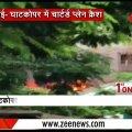 VIDEO   Mumbais kukkus alla väikelennuk, hukkus viis inimest