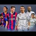 ВИДЕО: Кто забил самый красивый гол в чемпионате Испании - Роналду или Месси?