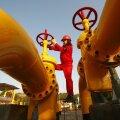 Riigikogu võttis vastu gaasivõrgu eraldamise seaduseelnõu