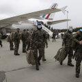 В Эстонию прибыла первая часть французского контингента