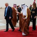 Trump Saudi-Araabias