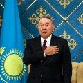 Kasahstani endine riigipea Nursultan Nazarbajev kaks nädalat tagasi uue presidendi Kasõm-Žomart Tokajevi ametisse nimetamise tseremoonial