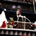 Президент Джон Кеннеди