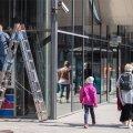 Danske Banki automaadilt eemaldatakse silte