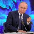 """""""Перебить никто не решался"""": о чем Путин говорил с главными редакторами"""