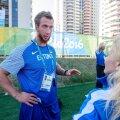 Martin Kupper võtab Riost kaasa päikeseja head emotsioonid, et need edasisse arengusse panustada.