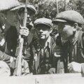 Metsavennad Pärnumaal 1941. aasta juuli algul.