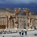 Islamiriik ähvardab ülemaailmse tähtsusega ajaloomälestist Palmyrat