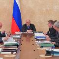 Venemaa peaminister käskis koroonaviiruse tõttu Kaug-Idas piiri sulgeda