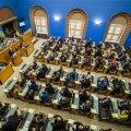 Keskmine riigikogulane on keskmisest eestlasest haritum. Kui täisealiste kodanike seas domineerib keskharidus, siis riigikogulaste seas magistrikraad.