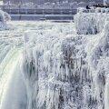 FOTOD ja VIDEO | Põhja-Ameerika külmalaine on muutnud Niagara joa talviseks muinasmaaks